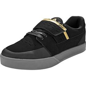 Afton Shoes Vectal Klickpedal Shoes Men Black/Gold